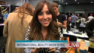 Theorie | New York Live at the International Beauty Show