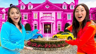 Welcome to the NEW GIRL'S HOUSE!!