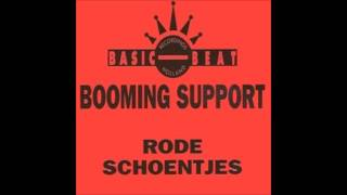 1992 BOOMING PEOPLE rode schoentjes