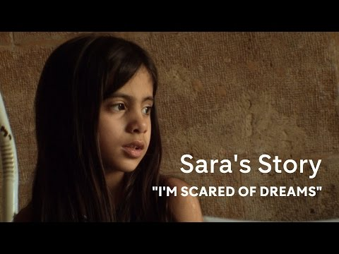 What do Syrian children dream about? Sara's Story, part 1