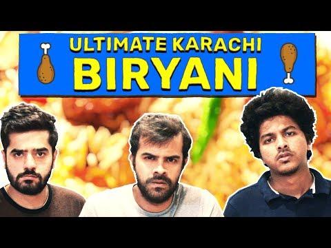 Keera Inside | Ultimate Karachi Biryani | Episode 4 | MangoBaaz