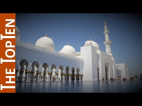 The Top Ten Largest Mosques in the World
