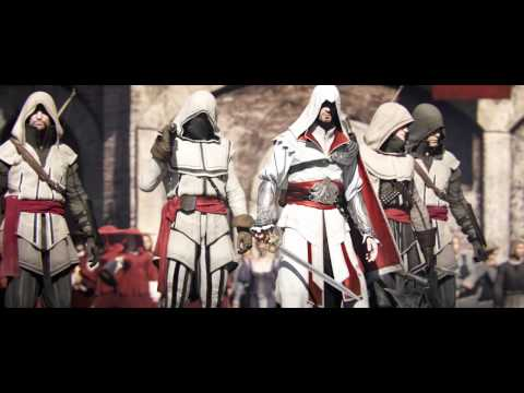 Assassin's Creed Brotherhood Trailer [E3 Tour]