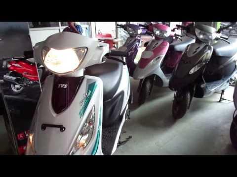 #ScooterFest: TVS Scooty Zest 110 Walkaround (price, mileage, etc.)