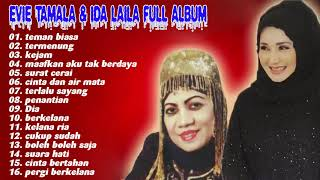 EVIE TAMALA & IDA LAILA FULL ALBUM   Tembang Kenangan   Lagu Dangdut Lawas Nostalgia 80an 90an