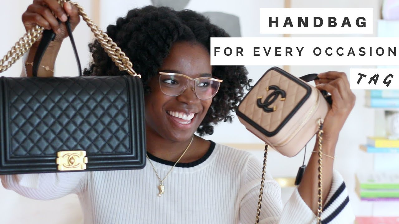 Choosing A Handbag For Every Occasion Luxury Tag