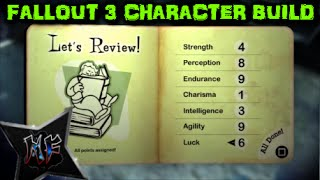 Fallout 3   Perfect Character Creation Guide For Very Hard Gameplay   PS3