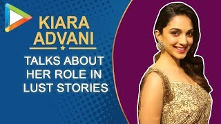 """I had faked orgasm in Lust Stories,"" says Kiara Advani in this FUN Rapid Fire"
