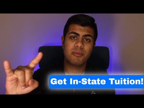 How To Get In State Tuition At UT Austin