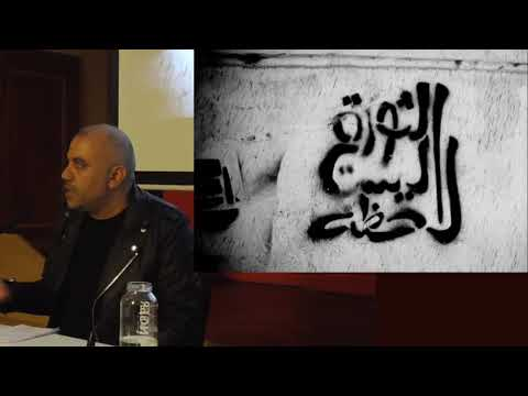 Video - 28 January 2019. What's Left of the Arab Spring? with Hossam el-Hamalawy (full meeting)