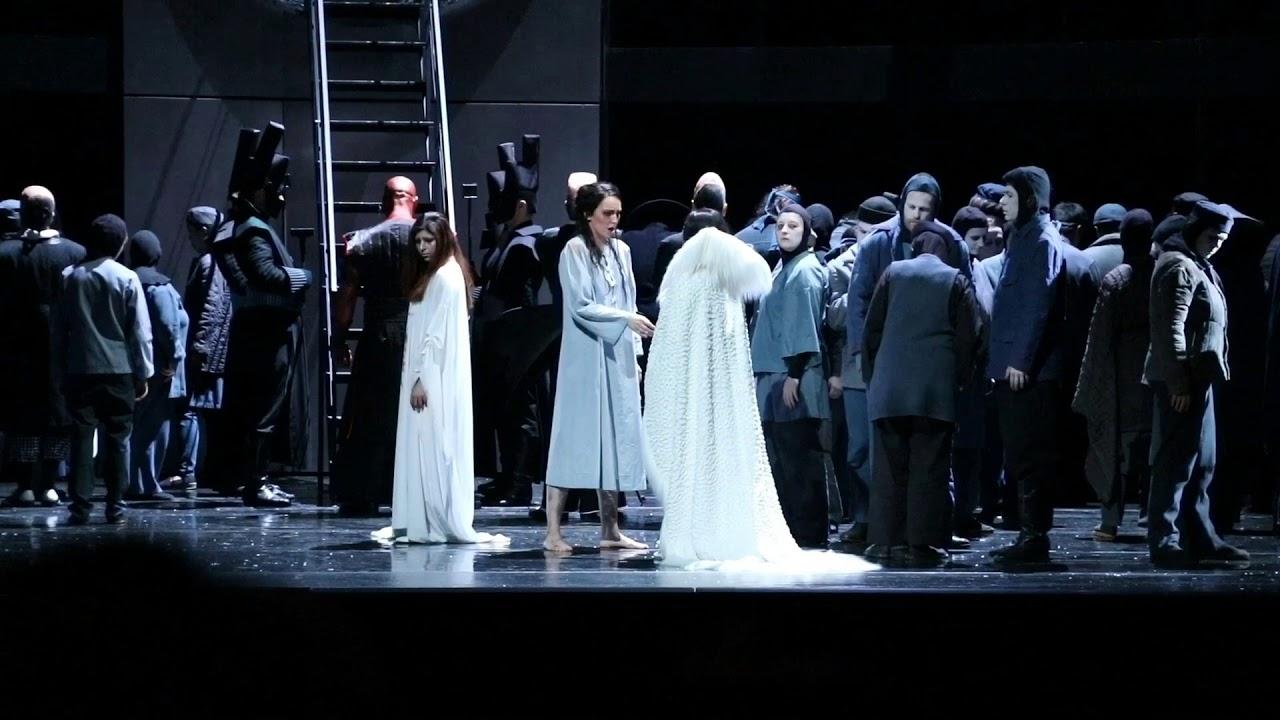 Tu, che di gel sei cinta - Steffi Lehmann (Liu, Turandot)