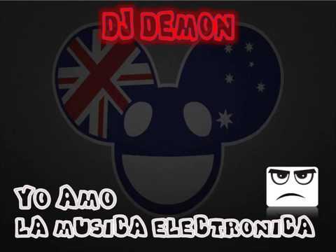 Mix Electro Power  DJ Demon  2014 Musica con estilo!!!