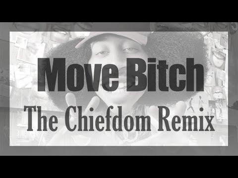 Ludacris - Move Bitch (The Chiefdom Remix)