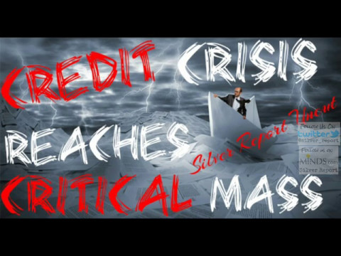 Fed releases Shocking Numbers! Is Chinas Credit Crisis Set to Trigger Economic Collapse