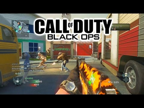 CoD Black Ops TDM #1 with The Sidemen (Call Of Duty Black Ops)