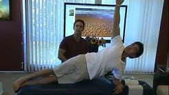 Fix Scoliosis with chiropractor lake forest side plank.MPG