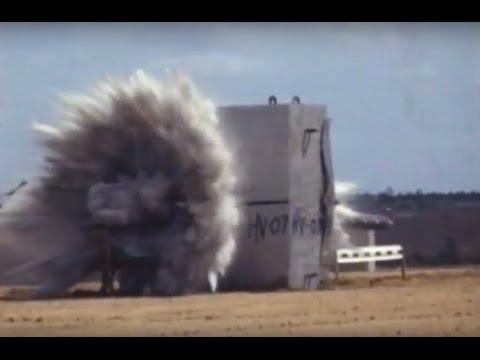 U.S. Air Force Slo-mo Cruise Missile