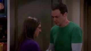 The Big Bang Theory 9x10 - SHAMY IS BACK!!