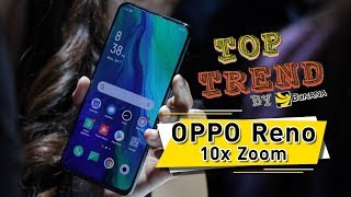 OPPO Reno 10x Zoom สมาร์ทโฟนพรีเมี่ยม สเปคเเรง ซูมสูงสุด 60 เท่า