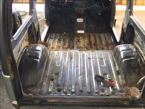 Suzuki Samurai Sj Project Part 2 Youtube