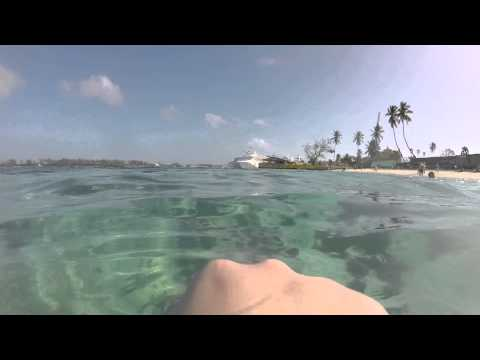 Water Walking in Nassau - Junkanoo Beach