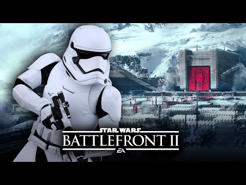 Star Wars Battlefront 2 - ALL LAUNCH MAPS REVEALED for Galactic Assault Mode!