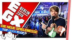 EGX 2018: Besser als die Gamescom? Neue Spielemesse in Berlin