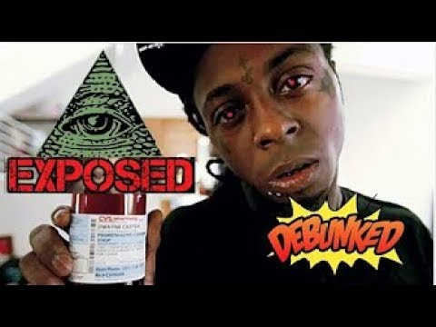 Lil Wayne On His DEATH Bed? The RAW Truth Behind  LEAN Addiction In HIP HOP!!