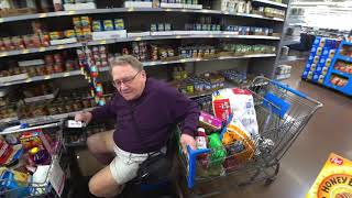 January 26, 2020/43 Trucking. Shopping at Walmart and cooking on HOTLOGIC