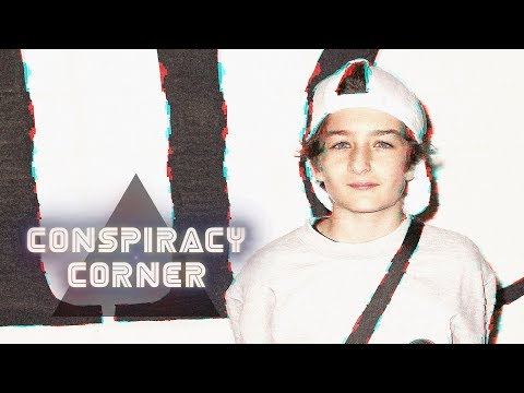 Sunny Suljic Talks Fake Blood, First Tricks and Jonah Hill | Conspiracy Corner