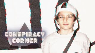 Sunny Suljic, star of Mid 90s, stopped by the Conspiracy Corner to ...
