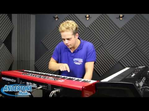 Best stage Piano for under £2000? Roland v Nord - Fight!