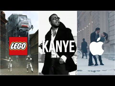 FAMOUS MUSIC VIDEOS & COMMERCIALS FILMED IN PRAGUE