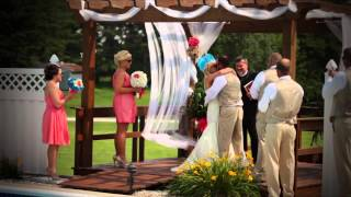 Katie And Christian Wedding Highlight