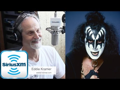 Eddie Kramer Reflects On Producing KISS Demo - The Todd Shapiro Show