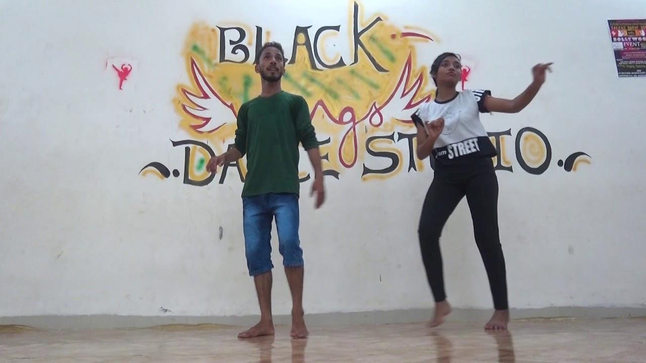 Bam diggy diggy bam black wings dance studio bhatapara