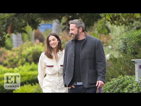 Ben Affleck and Ana de Armas Reportedly Broke Up Over the Phone ...