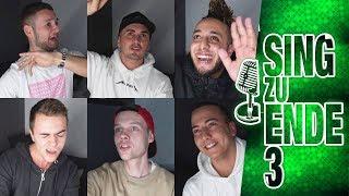 Sing zu Ende 3! | Gesang von Sängern | Crewzember
