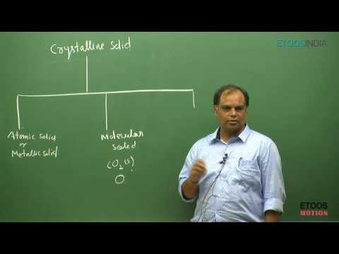 IIT JEE Main + Advanced I Chemistry I Solid State I Vijay Pr
