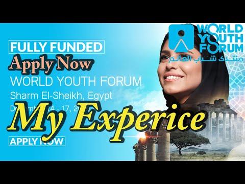 World Youth Forum Egypt 2017