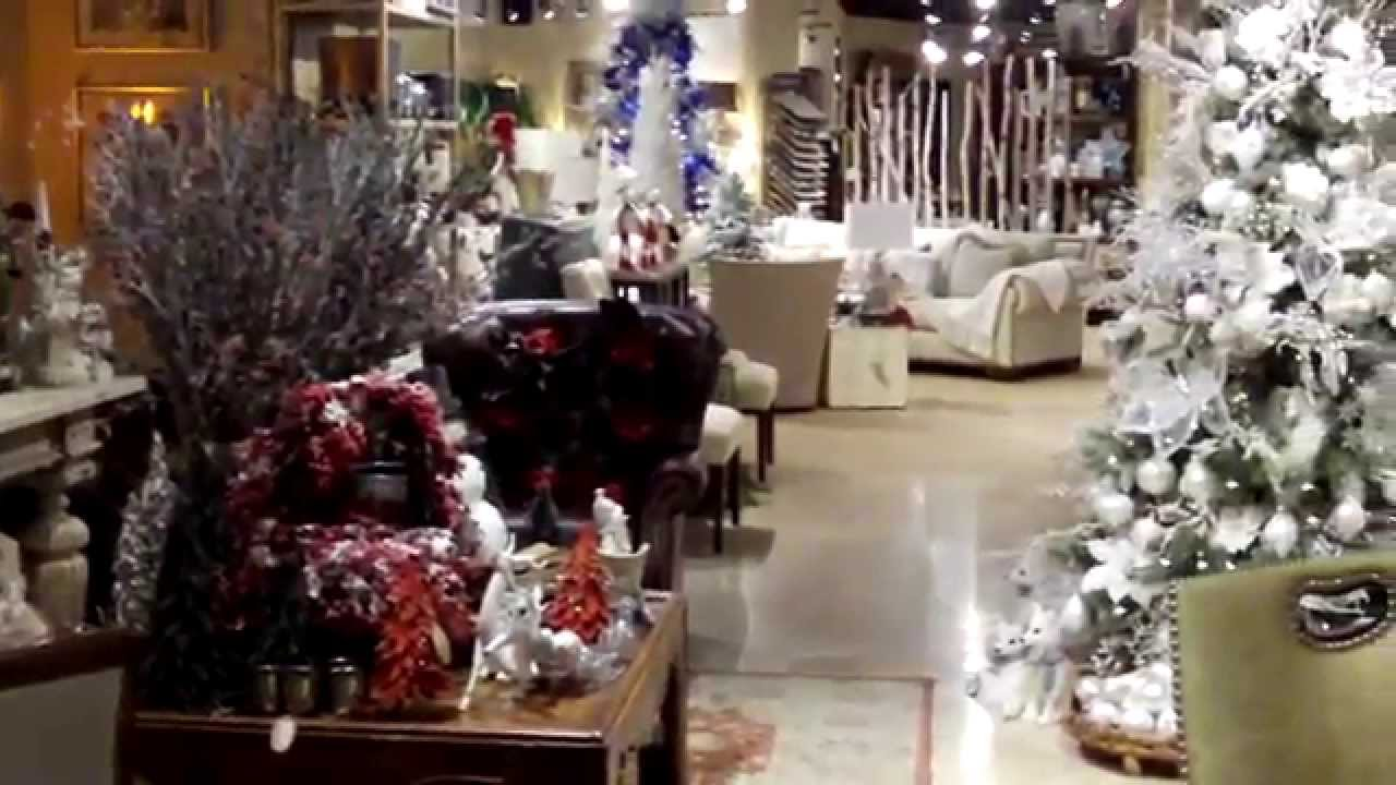 christmas decorating services christmas decor store christmas tree decorators le dimora youtube - Christmas Tree Decorating Service