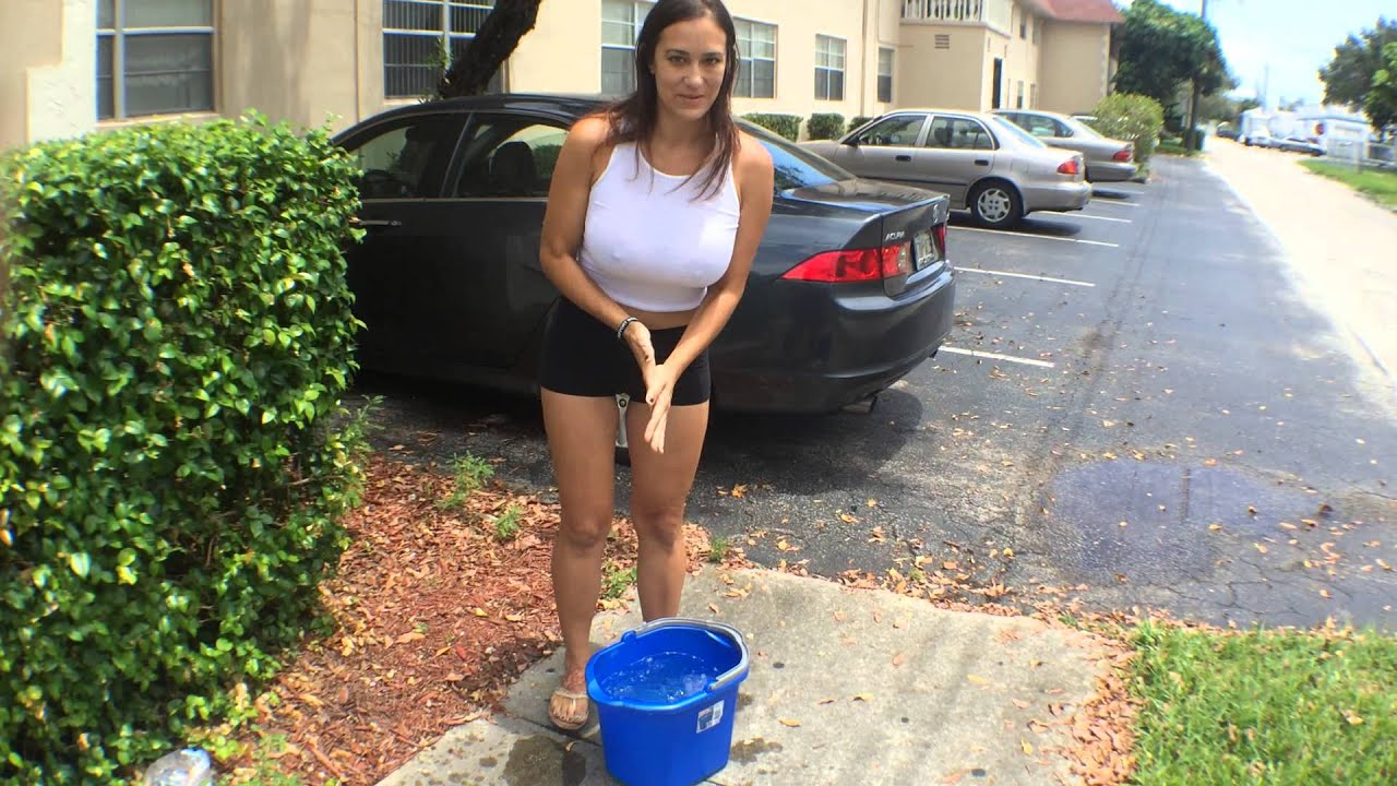 Trina official ALS Ice Bucket Challenge