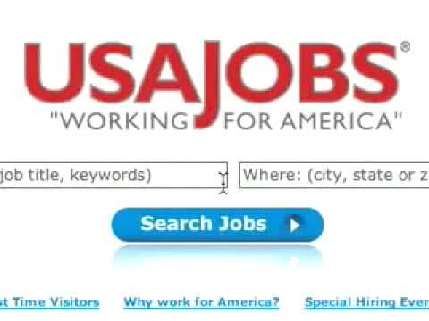The New USAJOBS Website Music Video