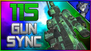 ♪ BRING ME 115 ♪ Multi-COD Zombies Gun Sync - Black Ops 2, Advanced Warfare Gun Sync w/Lyrics