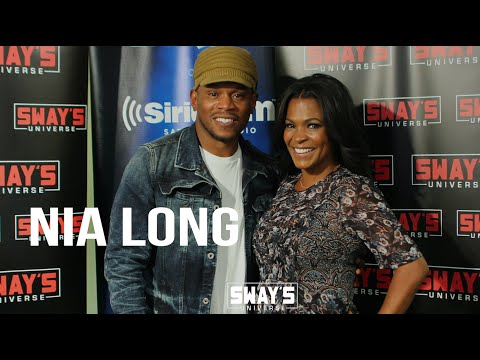 Nia Long Discusses Her Cherry Thongs