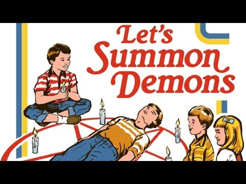 Summoning a Sex Demon Caught on Camera ! I Summoned a Real Succubus
