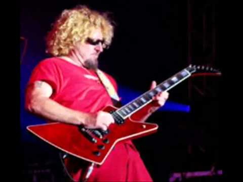 Sammy Hagar - Red Voodoo (with lyrics) - HD