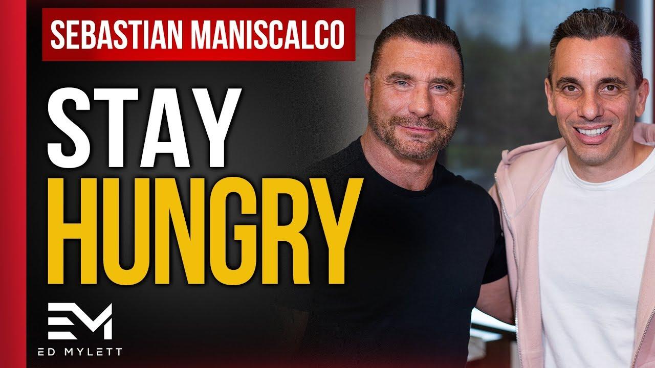From Server to Selling Out Madison Square Garden - Ed Mylett & Sebastian  Maniscalco