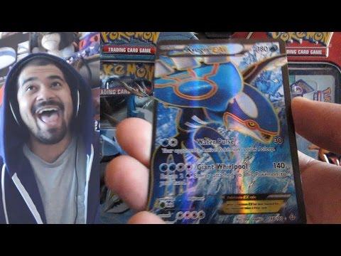 Pokémon Trading Card Game Primal Clash Booster Box Opening w/ TheKingNappy!!