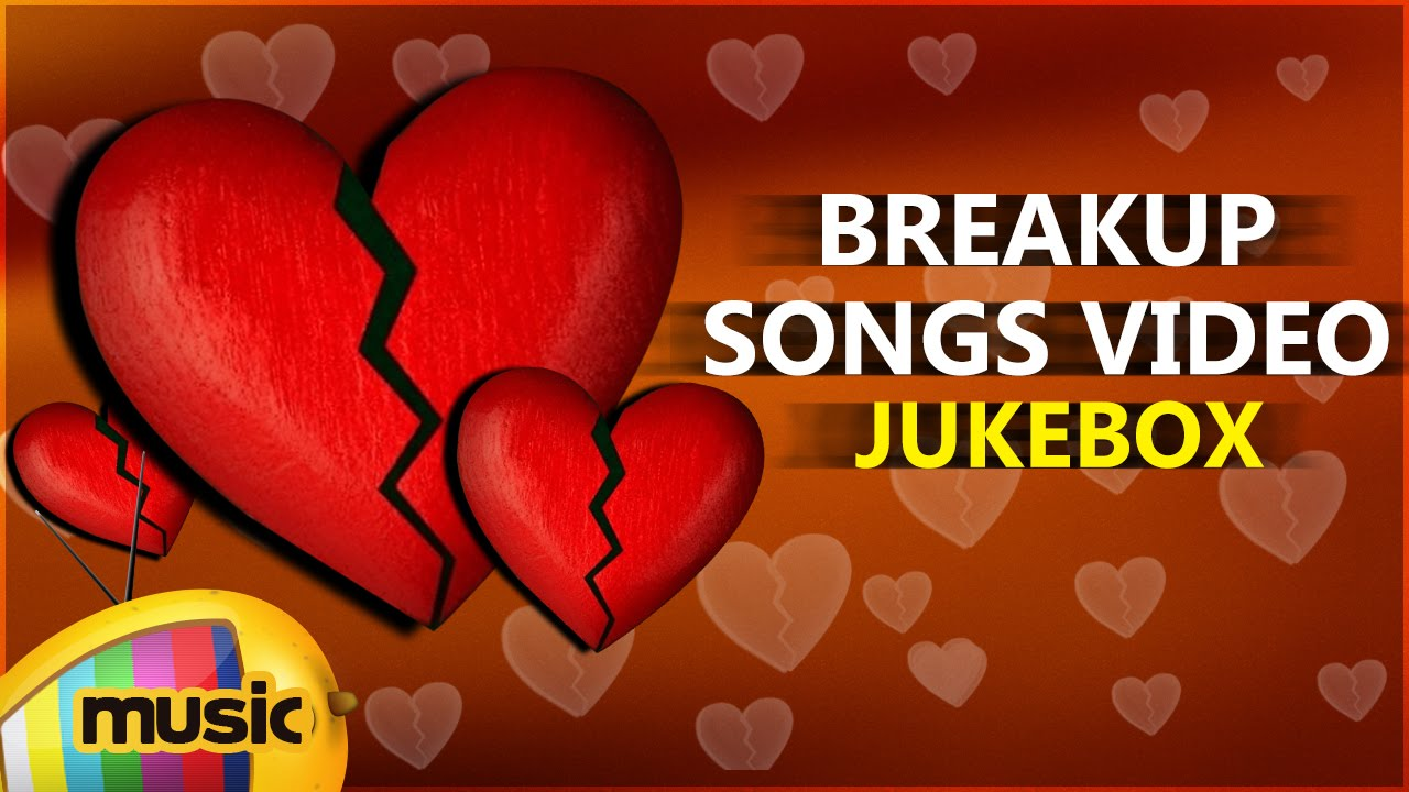Telugu Love Failure Songs | Tollywood Breakup Songs | Video Jukebox | Mango  Music